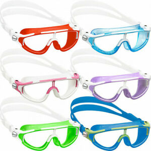 Childs Cressi Baloo Swimming Goggles Mask Snorkelling Kids Girls Boys Age 2 - 7
