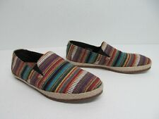 Patara Woodland Seeker Slip-on Loafers Multi-color Comfort Shoe size 11