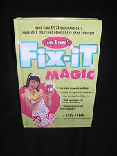 Joey Green's Fix-It Magic : More Than 1,971 Quick-and-Easy Household Solution...