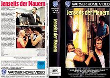 VHS -- Jenseits der MAUERN ( Beyond the Law ) -- (1985) - Aron ZADOCK