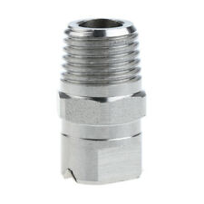 "HU-SS6550 High Pressure Spray Fan Nozzle Tip 1/4"" Pressure Washer Parts"