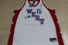 NIKE NBA 2004 ALL STAR WEST CARMELO ANOTHONY #15 DENVER NUGGETS JERSEY XX-LARGE