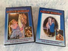 23-10-5 Circus Mondao DVD Part 1 and Part 2 (NEW) DVD