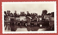 PHOTO -72- Le Mans - Le vieux Pont du Moulin.