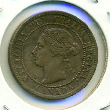 1901 CANADA LARGE CENT, NICE EXTRA FINE, GREAT PRICE!