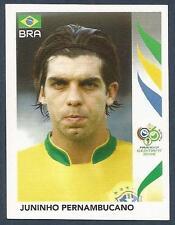 PANINI FIFA WORLD CUP-GERMANY 2006- #389-BRAZIL-JUNINHO PERNAMBUCANO