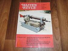 WAFFEN REVUE 88/93 -- MG 08/15 / Waffen der Wehrmacht / GLEITBOMBE Me 328 B