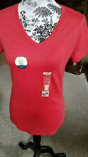 New Summer Tee Small Red