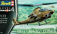 Revell 1:72scale model kit  Bell AH-1G Cobra  	 RV04956