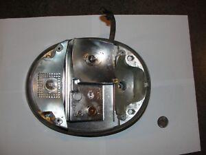 Used Genuine OE Hella#THK15,VW#133945231 LH TailLamp Base 72-74 TYP-1,Beetle,Bug