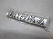 Scritta posteriore originale Renault Laguna 1° serie.  [261.17]