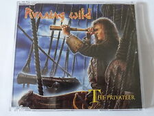 RUNNING Wild-The Privateer-CD MAXI-come nuovo!