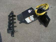 "Toro Dingo Mini Skid Steer Attachment Lowe 750 Auger Drive 9"" Bit - Ship $199"