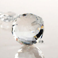 Wholesales 5pc 30mm Clear Crystal Ball Hanging Window Decoration Ornament Prism