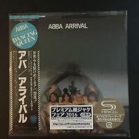 ABBA - Arrival  SHM Mini LP Style CD  NEU  Japan 2016
