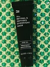 Allies of Skin ✨1A Retinal & Peptides Overnight Mask ✨Deluxe Trial Size| Sealed