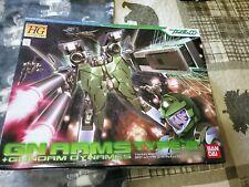 Bandai GN Arms Type-D + Gundam Dynames HG 1/144 Gunpla Model Kit NEW from Japan