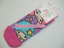 New!! Sanrio Little Twin Stars Kawaii Socks/Type J/Kiki & Lala