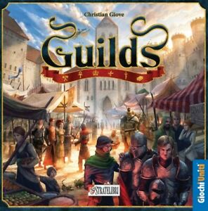 Guilds Board Game New In Stock