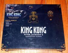 New & Sealed KING KONG ~ Peter Jackson PRODUCTION DIARIES Limited 2 DISC DVD SET