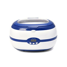 GT SONIC Digital Ultrasonic Cleaner 600ml VGT-2000 For Jewellery Glasses LMWS