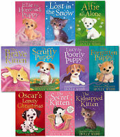 Holly Webbs Series 3 Animal Stories 10 Books Collection Boxset (Books 21- 30)