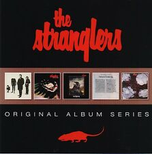 The stranglers-original album series 5 CD NEUF