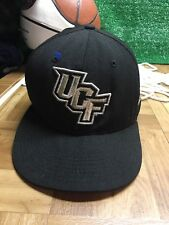 b73e2a14131 NEW ERA UCF Knights Central Florida Alumni 2012 59fifty black cap Worn hat  h26