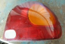 Hyundai Excel X3 7/94-97 3 door Right Tail light