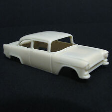 JF HO Scale '55 Chevy 150 Street Resin Slot Car Body - Fits 4 Gear  #35