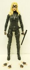 """Complete Loose 2016 Dc Collectibles 6.50"""" Cw Arrow Tv Show """"Black Canary"""" Figure"""