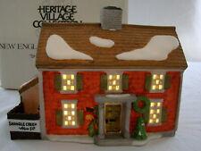 Dept 56 New England Village Series Shingle Creek House 59463 Mint