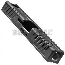 Fab Defense Glock Tactical Skin Black Slide Cover 19/23/25/32 Gen-1/2/3/4 9mm/40