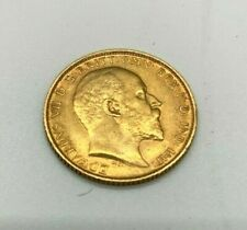 1908 Half Sovereign - 22ct Gold - 4 grams