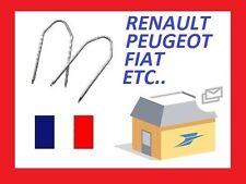 2 Llaves extracción para cajón autorradio Peugeot