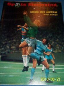 1973 Sports Illustrated NASL SOCCER Championship Bob RIGBY Rote Jr PHILADELPHIA