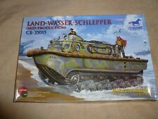 BRONCO MODELS, 1/35 Land-Wasser-Schlepper, mid-production, CB-35015