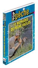 DVD 10 méthodes de pêche faciles  - Multi pêche - Top Pêche