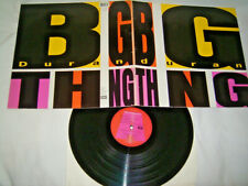 LP - Duran Duran Big Thing - FOC 1988 # cleaned