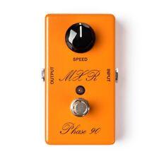 MXR CSP101SL SCRIPT PHASE 90 LED Guitar Effect Pedal Phaser