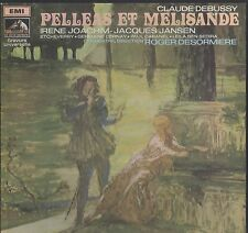 DEBUSSY : PELLEAS ET MALISANDE -3 LP VINYL EX/EX BOOKLET 2C153-12513/15