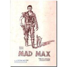 Die Mad Max Trilogie Reinhard Weber Roadmovie ACTION Dystopie FILMOGRAPHIE