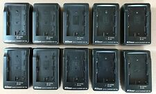 10X Genuine NIKON Quick Charger MH-18a