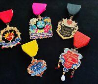 "Medal-FIESTA 2020 Preorder Priced LAS COMADRES 2.75"""