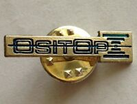 OSITOP Tiny Pin Badge Rare Vintage Advertising (F9)