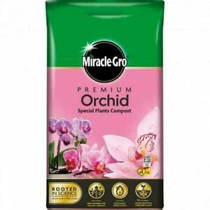 Miracle Gro Premium Orchid Potting Compost With Vital Minerals 6L Bag