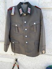 Vintage German Tunic Army military uniforms Jacket Post War