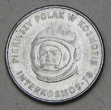 Poland / Polen - 20zl First Polish Cosmonaut