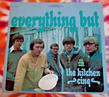 THE KITCHEN CINQ Everything But LHI RECORDS 1967 VG+++ Psychedelic Hippie Stoner