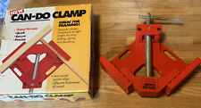 Can-Do Right Angle Clamp & Vise for Workwood, Framing, Drilling Lightly Used